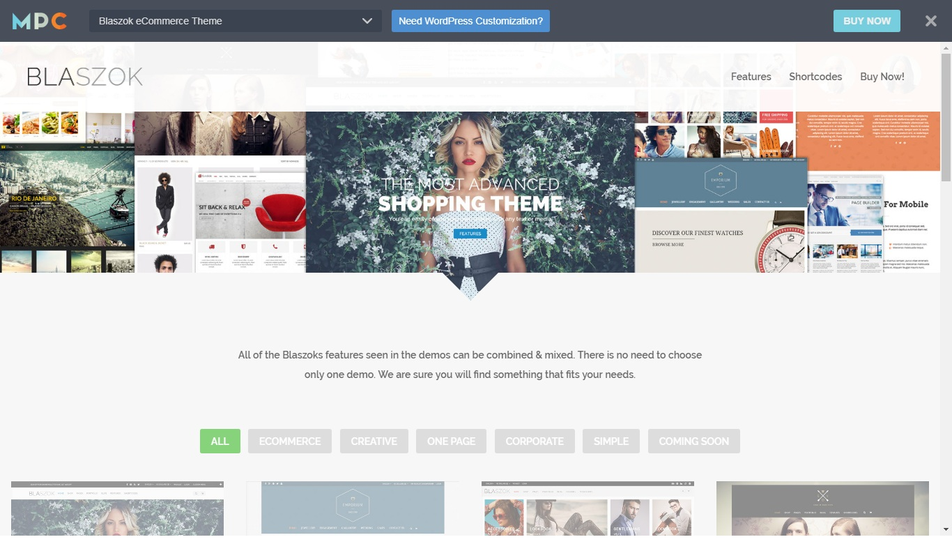 Best Ecommerce WordPress Themes: 12 Best Selling Themes